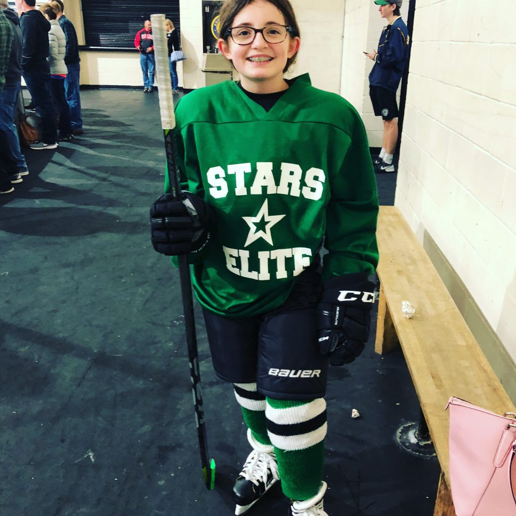 Dallas Stars Elite Girls Spring Camp – 2018