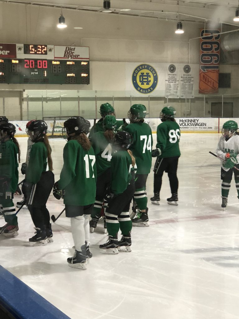 Dallas Stars Elite Girls Prospect Camp – 2018